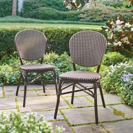 Lafayette Side Chairs, Set of Two