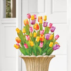 Multi Tulip Urn Filler