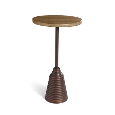Phoenix Drink Tables - Small/Marble, Small - Grandin Road
