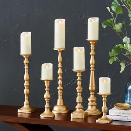 Chateau Candlesticks
