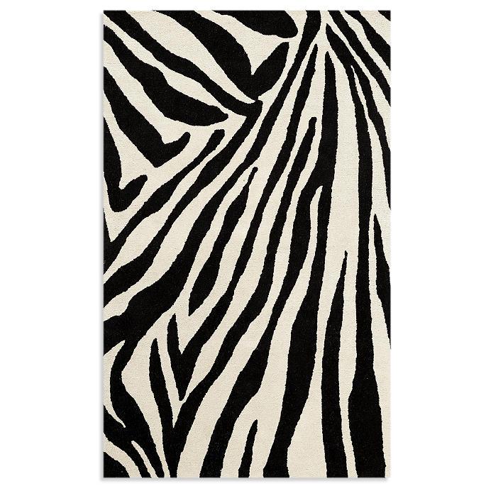 Zebra Tufted Rug Grandin Road