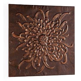 Chrysanthemum Wall Art Hanging