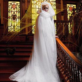 Martha Stewart Ghost Costume
