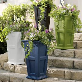 Devon Easy-Care Tall Planter