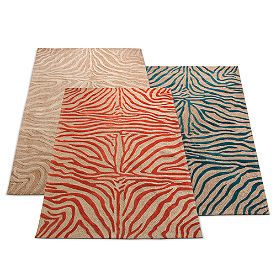 Spello Zebra Outdoor Rug