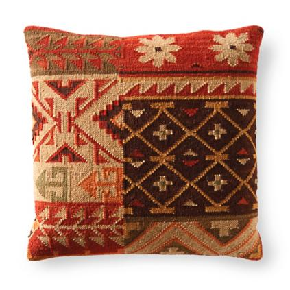 kilim indoor throw pillows grandin road. Black Bedroom Furniture Sets. Home Design Ideas