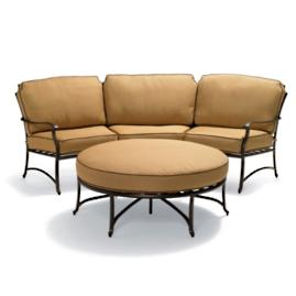 Kingsbury Outdoor Sectional Furniture