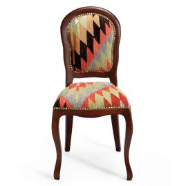 Izmir One-of-a-Kind Kilim Chairs