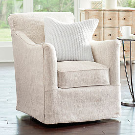 Ann Swivel Rocker