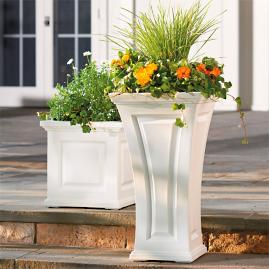 Cambridge Easy-Care Tall Planter