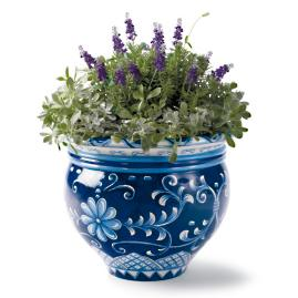Genova Painted Planter