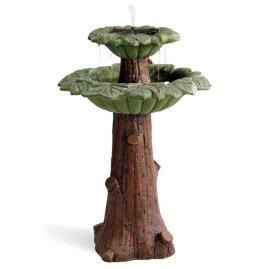 Woodland Solar Fountain