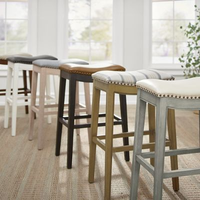 Magnificent Bar Counter Stools Grandinroad Onthecornerstone Fun Painted Chair Ideas Images Onthecornerstoneorg