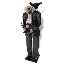 Life-size Bernard Butler Halloween Figure