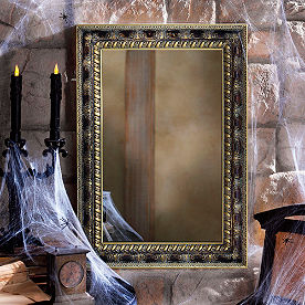 Animated Halloween Haunted Magic Mirror