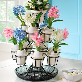 Martha Stewart 3-tier Wire Egg Basket