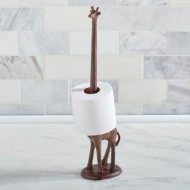 Giraffe Paper Holder