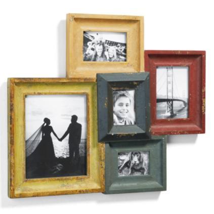 Vintage Photo Collages   Grandin Road