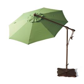 Side-mount Cantilever Outdoor Umbrella