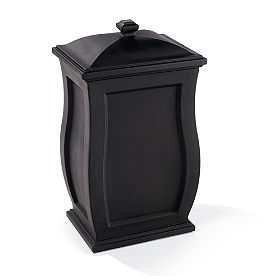 Devon Trash Can with Lid