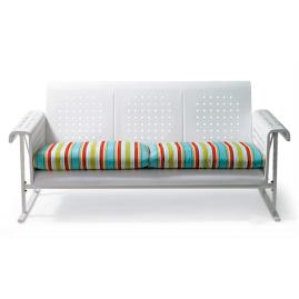 Retro Sofa Glider Cushion