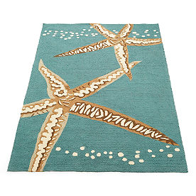 Starfish Outdoor Rug