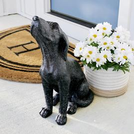 Brutus the Dog Statue