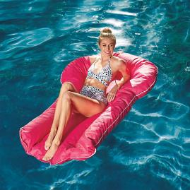 Aqua Lounger Pool Float