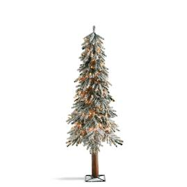 5-ft. Pre-lit Alpine Tree