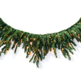 Norwood Outdoor Flowing Garland