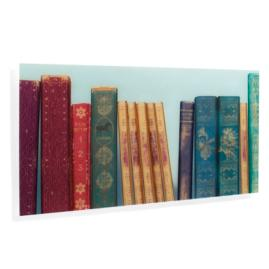 Plexi-Glass Book Wall Art