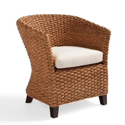 Seville Seagrass Chair