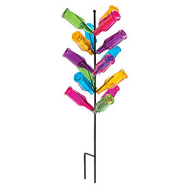 Bottle Tree Garden Stake