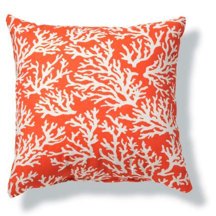 coral pillow style outdoor studio pillows our studioblog mcgee backyard top