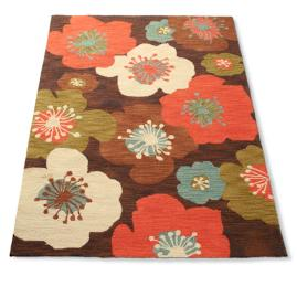 Poppy Field Area Rug