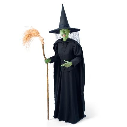 Life Size Wicked Witch Of The West Animated Figure