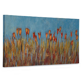 Floral Field All-weather Artwork
