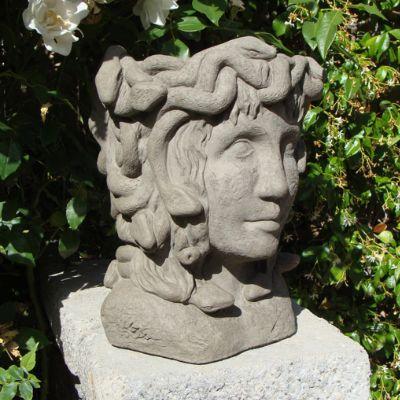 Medusa head planter grandin road - Medusa head planter ...