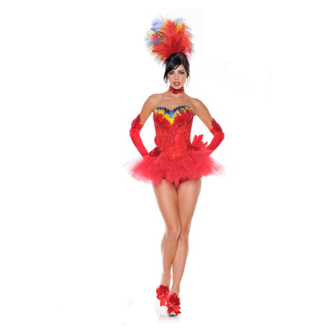 Macaw Womenu0027s Halloween Costume  sc 1 st  Grandin Road : frontgate halloween costumes  - Germanpascual.Com