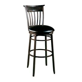 Cottage Swivel Bar & Counter Stool
