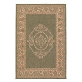 Antique Medallion Outdoor Rug