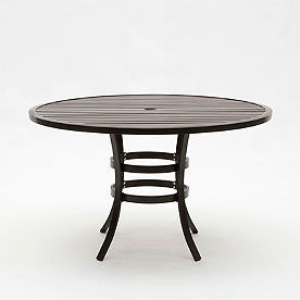 Verandah Round Dining Table
