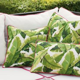 Palm Springs Outdoor Pillows
