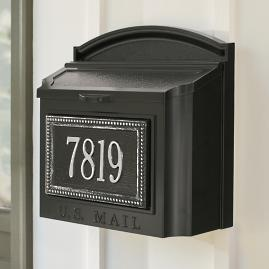 Bunker Hill Hanging Mailbox Package