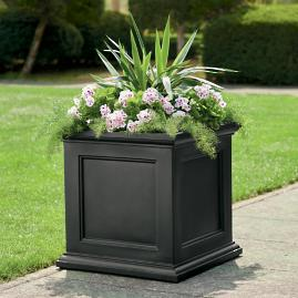 Devon Oversized Square Planter