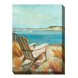 Canvas Wall Art Sea Breeze
