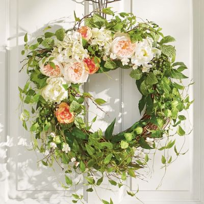 Spring Morning Wreath