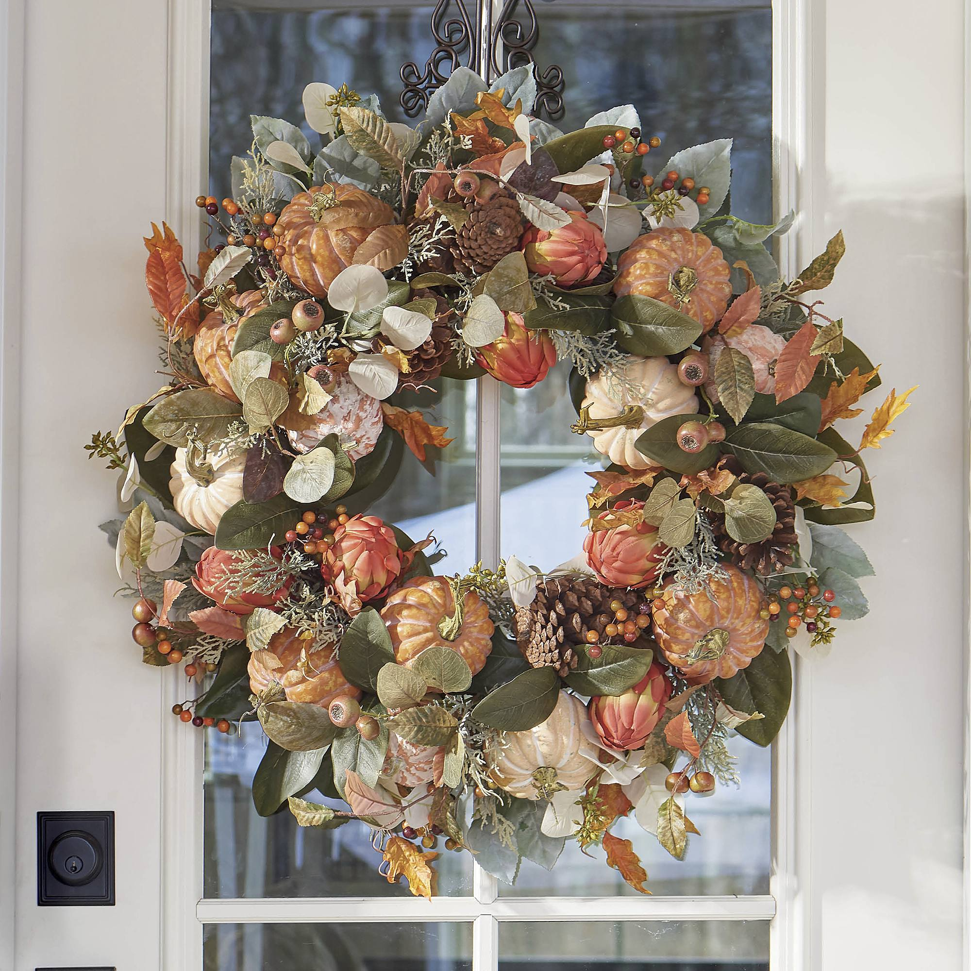 Hartford Greenery Wreath