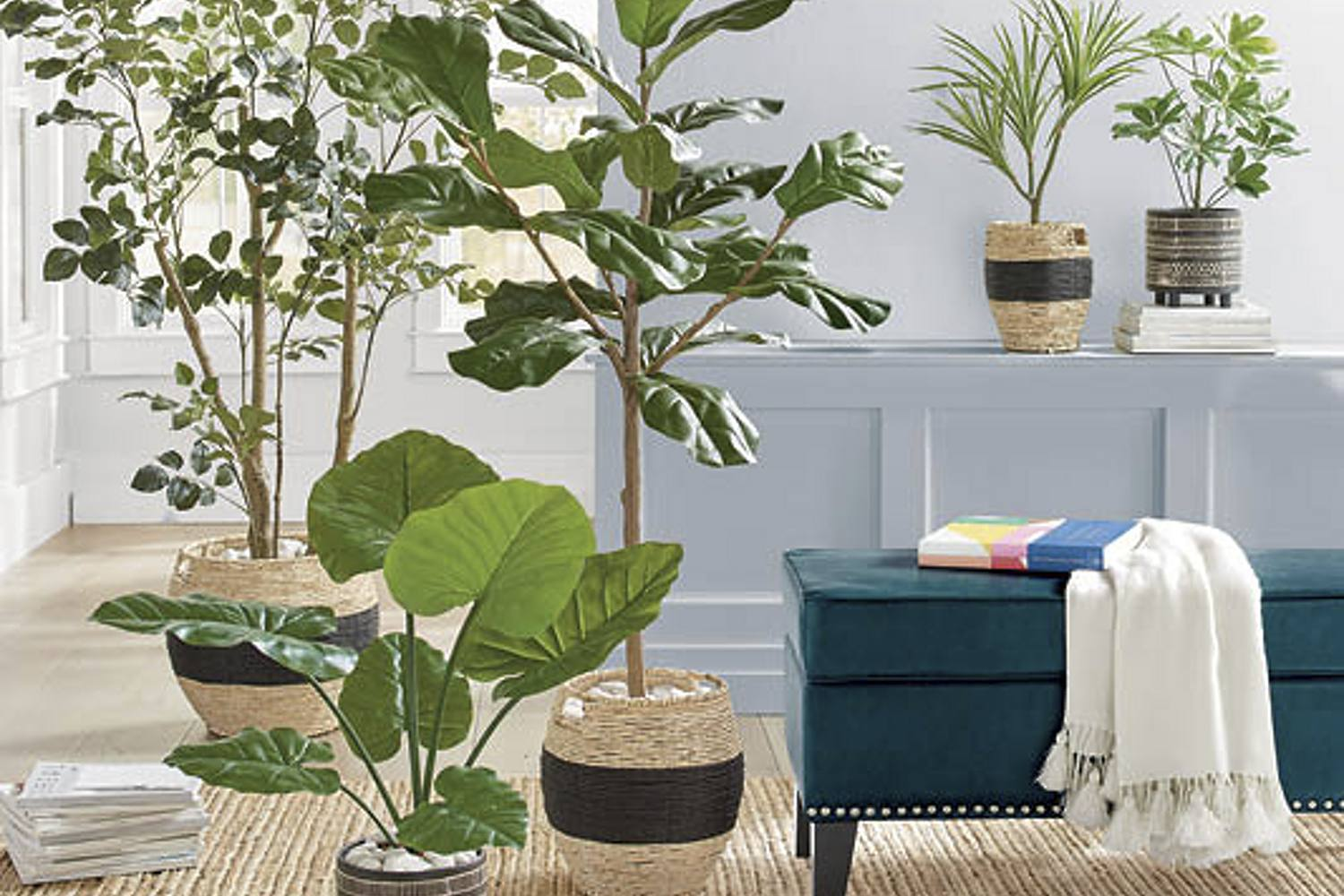How To Use Artificial Plants Indoors