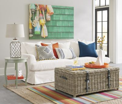 ... up to a sofa or sectional turn the seating plan into a stretch-out-and-nap area with the footprint of a full or queen bed. Our Ava Sofa and sectionals ... & A 5-Step Plan for Easy Sofa Shopping - Grandin Road Blog